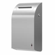 283-Stainless Design Hygienebox, 7 l